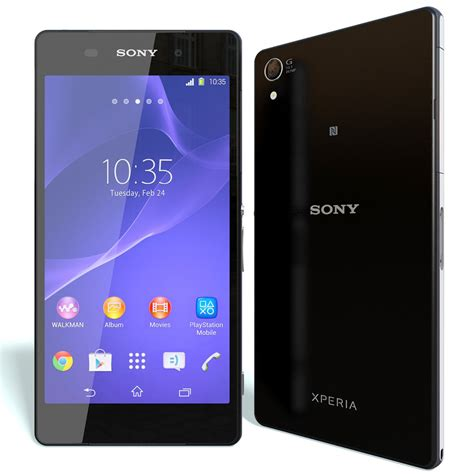 Hp Sony Xperia Z2 D6503 sony xperia z2 d6503 4g 16gb negro en csmobiles