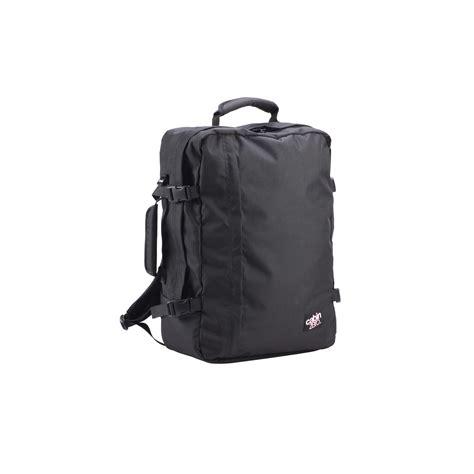 cabin zero bag classic cabin bag 44l black cabin zero touch of