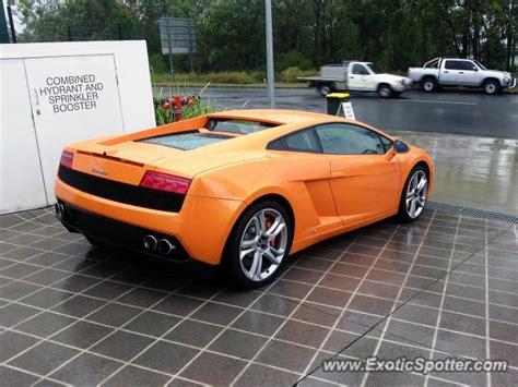 Brisbane Lamborghini Lamborghini Gallardo Spotted In Brisbane Australia On 12