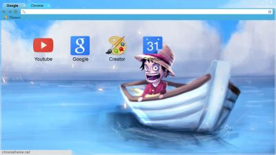 theme chrome zoro zoro chrome themes themebeta