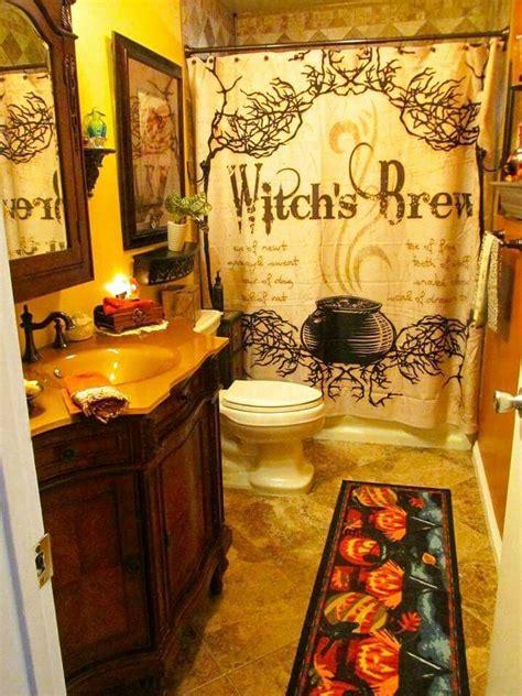 halloween bathroom set halloween decorations bathroom to scare away your guests