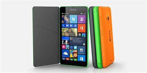 Microsoft Phone 535 microsoft lumia 535 launches sans nokia recombu