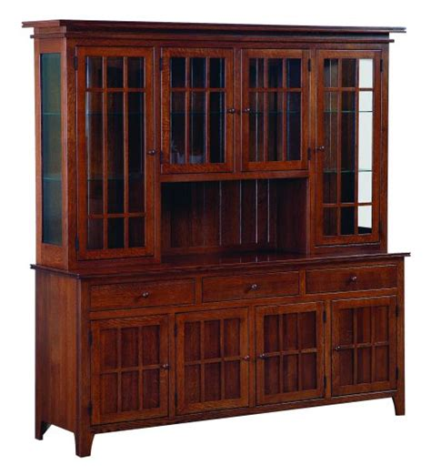 Hutch Email Spruce Creek Amish 4 Door Hutch Amish Dining Room