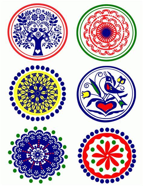scandinavian pattern history scandinavian inspired folk art folk art pinterest