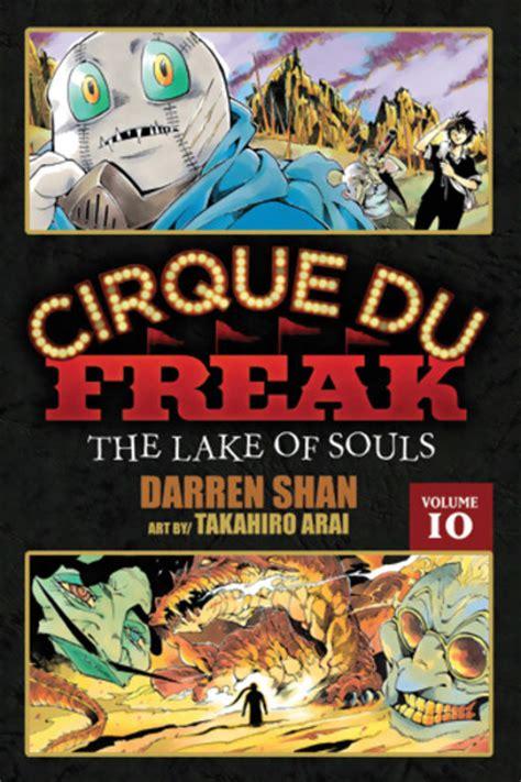 darren shan volume 12 cirque du freak volume 10