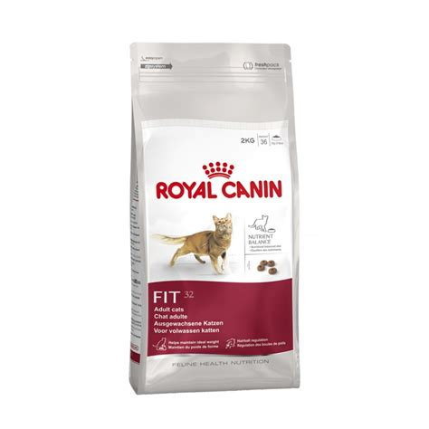canin food royal canin fit 32 cat food 2kg feedem
