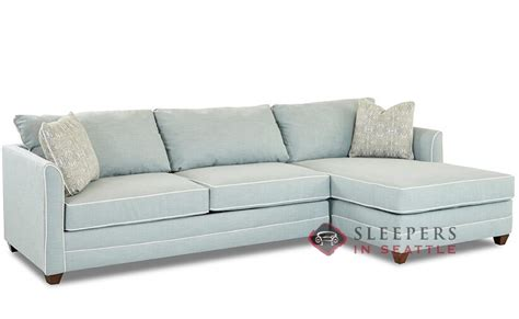 Savvy Sleeper Sofas by Customize And Personalize Valencia Chaise Sectional Fabric