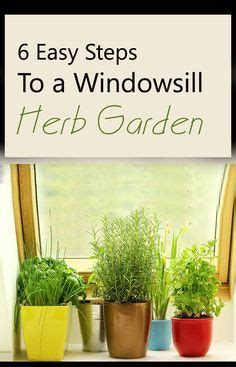 seven steps to an organic garden the basic steps to make anyone a green thumb gardener books 1000 ideas about window herb gardens on herbs
