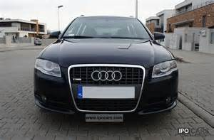 2007 audi a4 s line plus car photo and specs