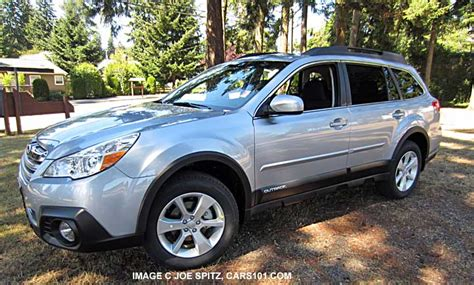silver subaru outback 2014 subaru outback silver 200 interior and exterior images