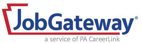 pa job gateway sign in jobgateway pa gov jobgateway pennsylvania careerlink