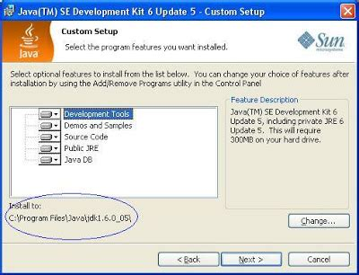 tutorial belajar xp belajar komputer tutorial instalasi jdk pada windows xp