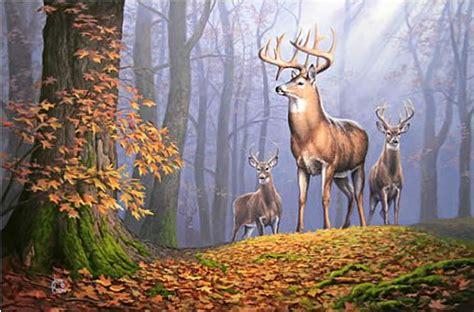 bob ross painting deer cogan paintings paintings paintings
