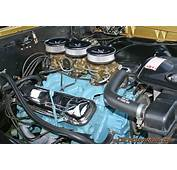1965 Pontiac GTO Engine Picture