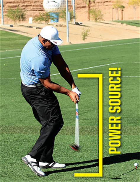 golf swing left knee action get mega long golf tips magazine