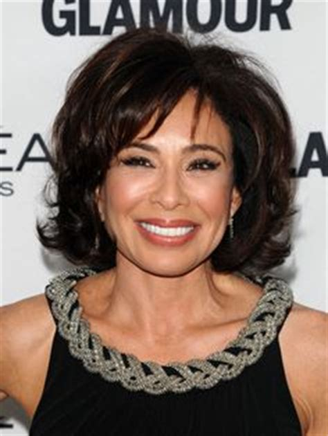 does jeaninne pirro wear wigs judge jeanine without her wig search results hairstyle