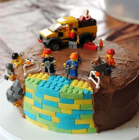 tutorial mattoncini lego in pasta di zucchero torta lego 10 idee per la tua torta a mattoncini lego