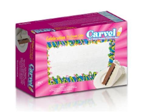 carvel confetti fudge ice cream cake    shopriteliving rich  coupons
