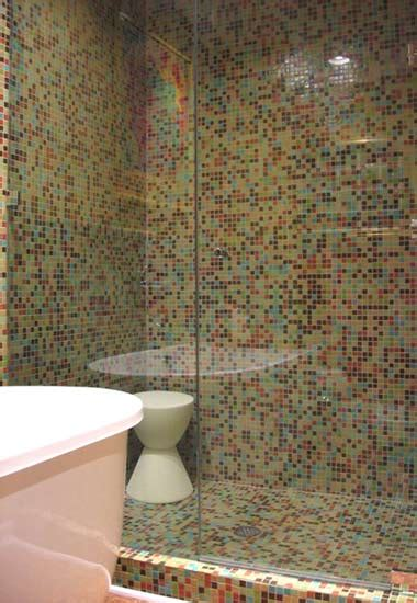 bathroom with mosaic tiles ideas glass tile bathroom pictures get ideas for your bathroom