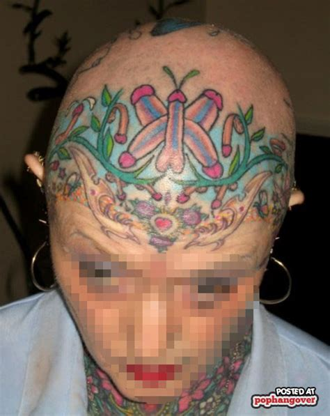 penis tattoos 15 hour they mcdonalds for brains the burning