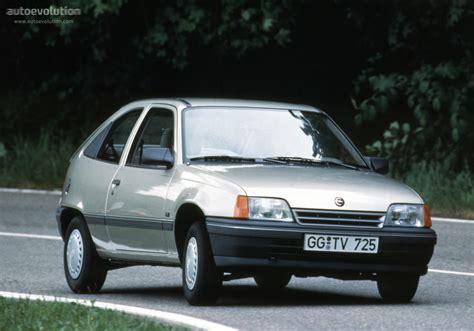 kadett opel opel kadett 3 doors specs 1984 1985 1986 1987 1988
