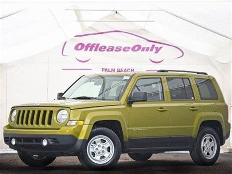 Jeep Patriot Cruise Not Working Find Used Automatic Cruise Factory Warranty Cd