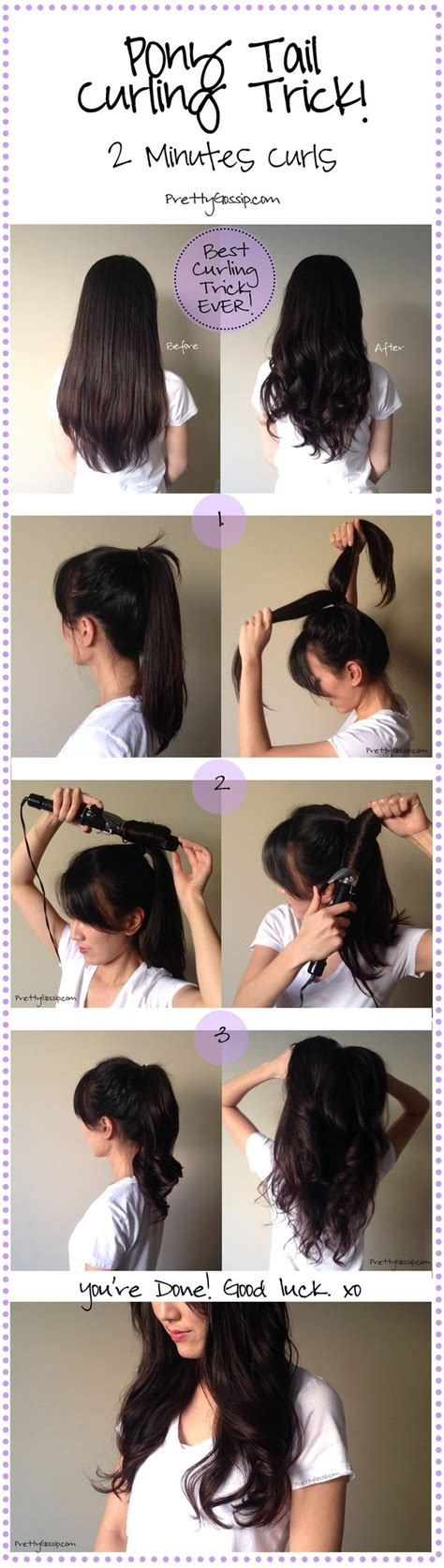 hair hacks 3 ways to take your ponytail to the next level 27 tips and tricks to get the perfect ponytail