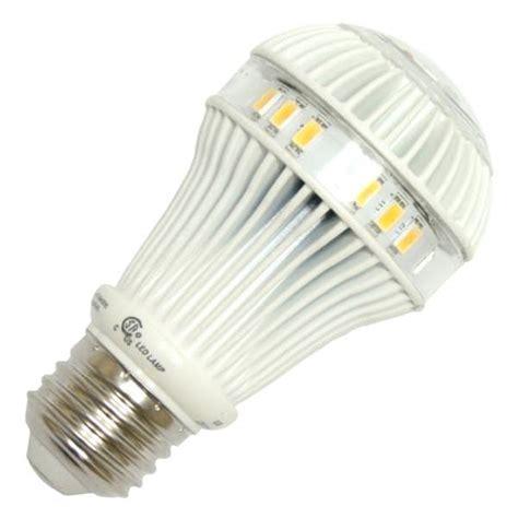lights of america led bulbs lights of america 29490 2949dleds lf3 8 a line pear led