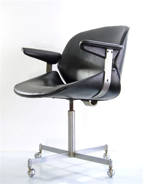adjustable office furniture artifort sixties vintage adjustable office chair