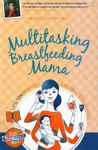 Multitasking Nia Umar bukukita multitasking tips