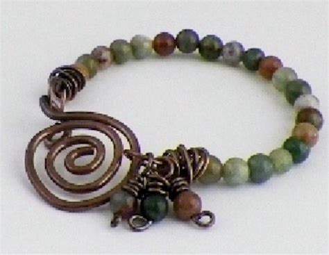 Handcrafted Bracelets - some handmade bracelets