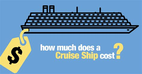 how much does it cost to ship a bedroom set how much does a cruise ship cost you may be surprised
