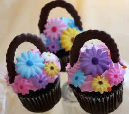Cute Cupcake Decorating Cute Easter Cake And Cupcake Decorating Ideas Family
