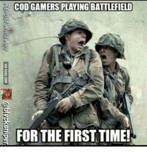 Arma 3 Memes - cod gamers playing battlefield for the first time arma 3 halo meme on sizzle