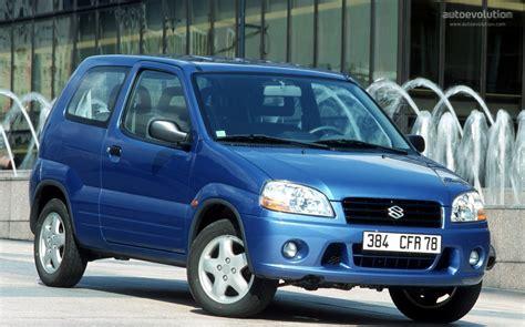 2003 Suzuki Ignis Suzuki Ignis 3 Doors Specs 2000 2001 2002 2003