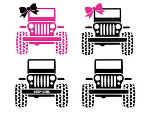 beach jeep clipart jeep svg etsy studio