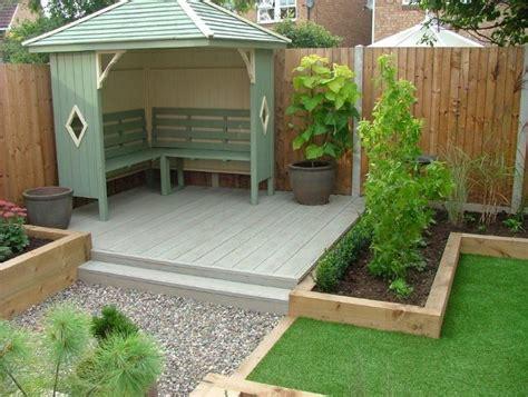 20 wonderful garden decking ideas with best decking designs