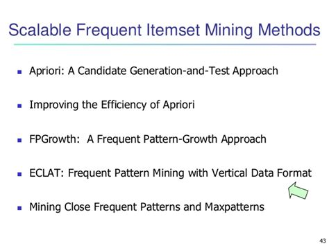 pattern classification techniques in data mining data mining concepts and techniques chapter 6 mining