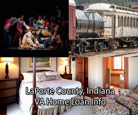 laporte county indiana va loan information va hlc