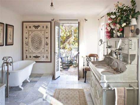 vintage bad badgestaltung im vintage stil