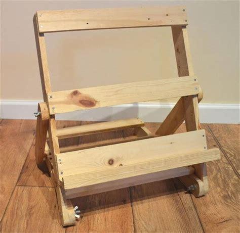 build a diy wide adjustable wood build an adjustable easel pdf plans