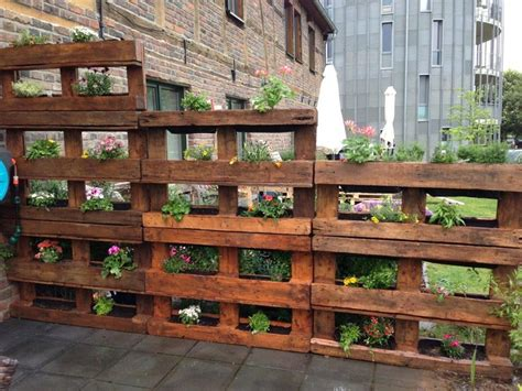 Pallets Garden Ideas 25 Easy Diy Plans And Ideas For A Wood Pallet Planter Guide Patterns