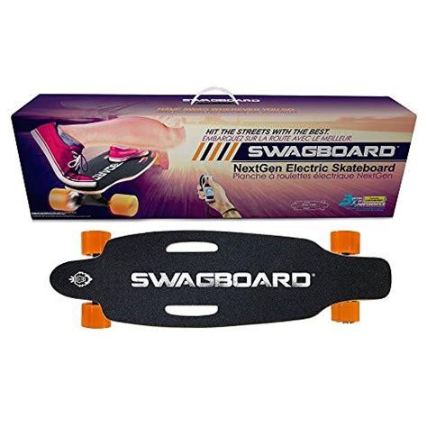 Longboard Giveaway 2017 - swagtron swagboard ng 1 electric longboard ul 2272 certified motorized electric