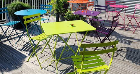 table bistro 77x57 cm table de jardin table pliante jardin