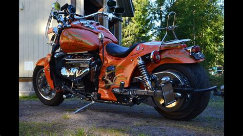 Bosshoss Bike Video by Boss Hoss V8 Motorcycle Videos Sounds And Pictures Youtube