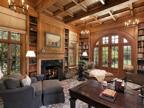 luxury library for home luxury home libraries worth studying sotheby s international realty
