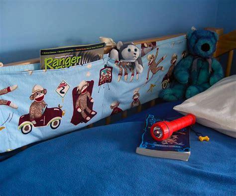 Bunk Bed Storage Pockets A Few Pretty Things Diy Pockets For Storage