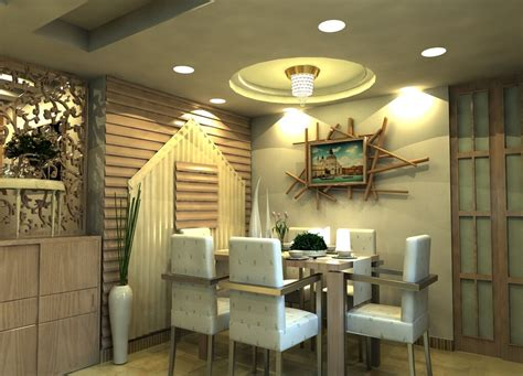modern minimalist dining room wooden wall decoration ideas