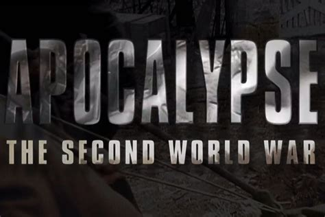filme schauen apocalypse the second world war apocalypse the second world war decider where to