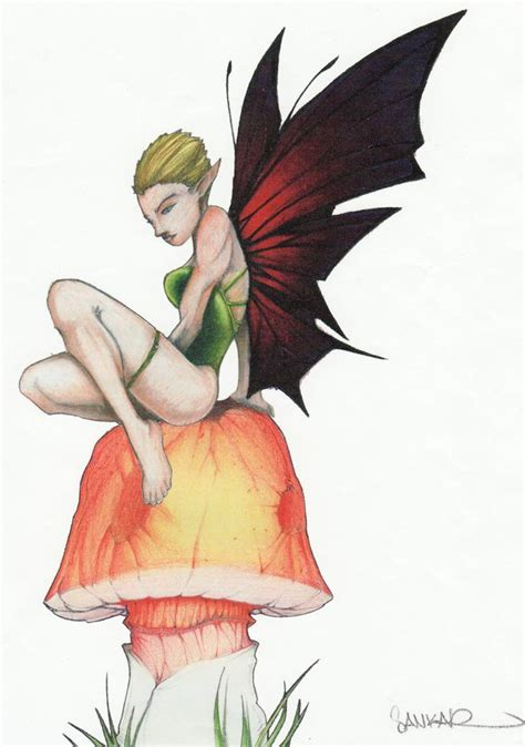 sitting fairy tattoo designs images designs